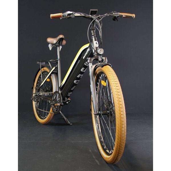 SUNCITY Birdy - Vélo électrique fabrication Française - Batterie Samsung