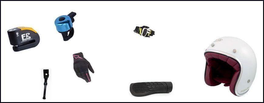 Accessoires trottinettes