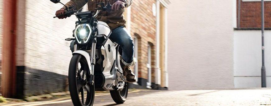 Moto électrique équivalent 50 cc sans permis • ICOOLWHEEL • Bonus éco