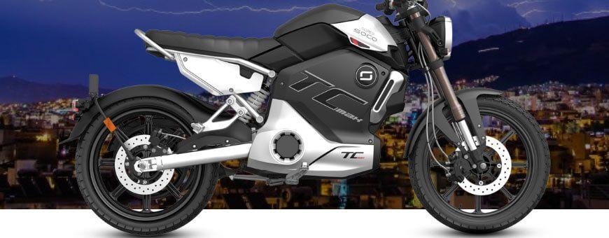 • Moto électrique équivalent 125 cc Haute performance • ICOOLWHEEL •