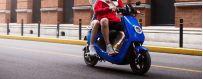 Scooter électrique équivalent 50 cc sans permis •ICOOLWHEEL• Bonus éco