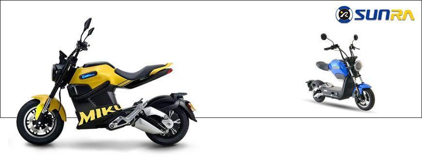Scooter électrique Miku Max au meilleur prix