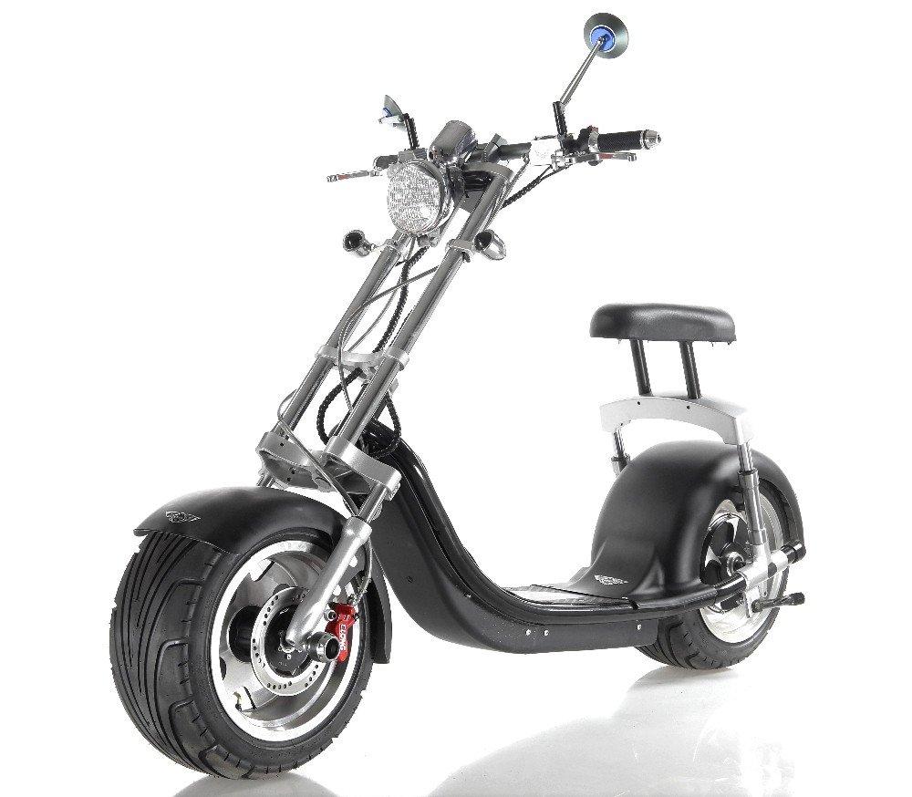 C'est quoi un citycoco scooter électrique chopper